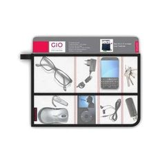 Travel a lot? Check out the Atlantic Large GIO 17 Inch Gadget Insert Organizer, perfect for laptop bags or home office organization!