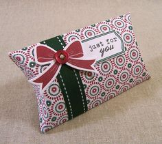 Don't Forget To Write: Introducing Gingerbread Lane & the Essential Pillow Box