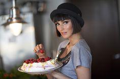 Sara La Fountain, Finnish celebrity chef