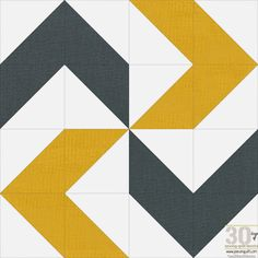 Piece N Quilt: How to: Virginia Reel Quilt Block - 30 Days of Sewing Quilt Blocks