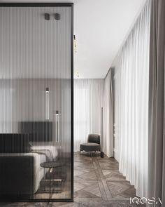 Modern Home Interior Design, Home Room Design, Interior Architecture, Partition Design, Apartment Interior, Interiores Design, Furniture Design, Interior Decorating, Decoration