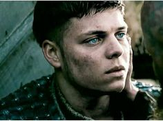 Alex Hoegh Andersen as Ivar the Boneless on #Vikings