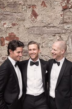 Photo by Olof Elm - Lindström Studio - www.lindstromstud... - © Copyright Fotograf Jonas Lindström AB - #wedding #bröllop #love #brudpar #vigsel #men #homme