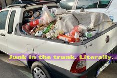 Junk in the Trunk Trunks, Toys, Funny, Drift Wood, Activity Toys, Toy, Hilarious, Entertaining, Fun