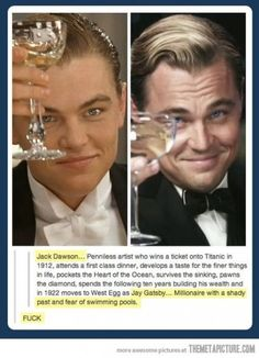 Oh Leonardo    More funny pictures and memes at  My Funny Pictures #NewPost [17] | Mess Up My Head