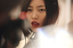 Burberry Beauty Backstage at the Burberry Prorsum Spring Summer 2013 Womenswear show 10