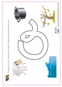 Fichas de vocales - DESCARGAR E IMPRIMIR - La libreta piruleta Symbols, Letters, Activities, Ideas, Teaching Supplies, Letter Activities, Preschool Worksheets, Icons, Lettering