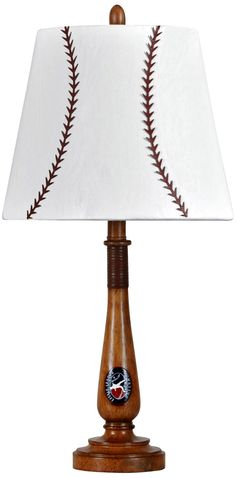 Kidd Valley Baseball Bat Accent Lamp -