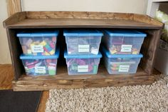 Organizing Toys Simply | | Blissfully DomesticBlissfully Domestic