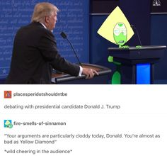 I don't like either of the rl canidates, but Peridot has potential. She's clearly more mature than either of them.