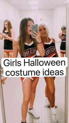 Halloween Costumes For Girls, Trendy Halloween, Costumes For Women, Halloween Games, Halloween Makeup, Halloween Crafts, Best Friends Whenever, Swag Outfits For Girls, Cool