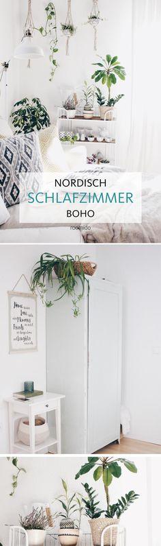HOMESTORY: bohoandnordic - Skandinavisch trifft Boho- ---> roomido.com #roomido