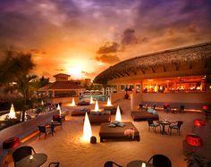 Paradisus Resort, Punta Cana, Dominican Republic.