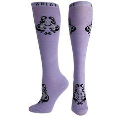 Ariat Women's Pistol Boots Socks