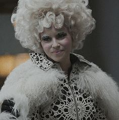 "Effie's ""Snow Queen"" outfit! My second favourite after the Monarch Butterfly dress! ♥"