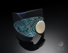 One Of A Kind Polymer Clay Jewelry  by Bettina par BettinaWelker