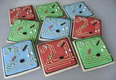 CE 21st Birthday Circuit Boards | Cookie Connection