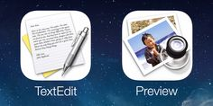 March 13, 2014, 2:30 pm iOS 8: Apple apparently working on TextEdit and Preview apps with iCloud integration