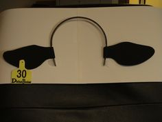 """Cow ears headband - a must for the """"who can hand milk a cow the fastest"""""""