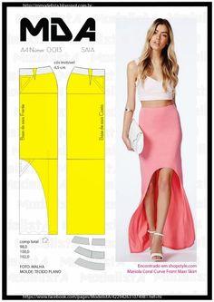 DIY Skirts: Design and Patterns