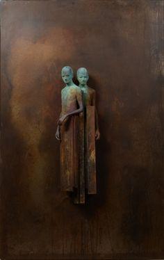 Sculptures by Jesus Curia Perez, bronze #sculpture #art