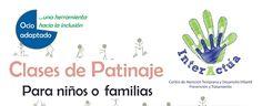 InterActúa y ClubTres60 Almería impulsan el Patinaje Adaptado