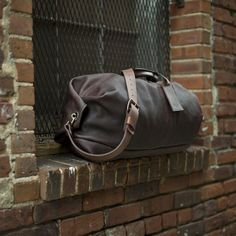 Fancy - The Gunnar Duffle