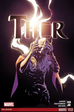 Marvel finally reveals female Thor's identity—but there's a huge catch
