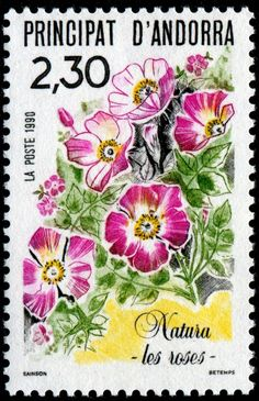 Show Us Your Beautiful Flowers on Stamps! - Stamp Community Forum - Page 17