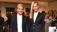 A look at Ellen DeGeneres's celebration at Bergdorf Goodman to celebrate Fashion Week.