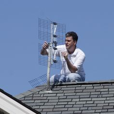Here is an expert talk on 10 ways of improving television signal reception easily.