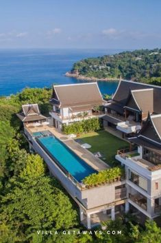 8 Bedroom Luxury Villa with Ocean Views at Kamala, Phuket, Thailand Resort Plan, Pool Covers, Phuket Wedding, Pool Furniture, Luxury Villa Rentals, Resort Villa, Hot Tubs, Luxurious Bedrooms, Vacation Villas