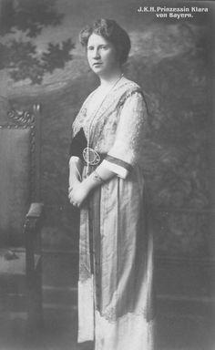 Princess Klara of Bavaria