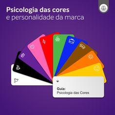 O que precisa saber para escolher as cores certas para dar a personalidade que pretende à sua marca: influencie a percepção dos seus seguidores. Cores Rgb, Chart, Different Emotions, Infp Personality Traits, Color Psychology