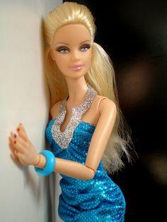 Barbie Basics: Model No. 01 by Pedrocas_Collection, via Flickr