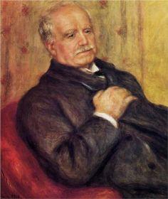 Paul Durand Ruel - Pierre-Auguste Renoir