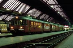 欧州国鉄① Swiss Railways, Train, Trains
