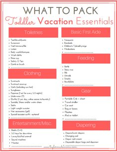 Top tips for how to pack for travel and vacation with a toddler, without all the stress! Including a FREE printable packing checklist for toddler and mom! Travel Packing Checklist, Packing List For Vacation, Vacation Checklist, Packing Tips, Travel Tips, Travel Hacks, Suitcase Packing, Travel Destinations, Oahu Vacation
