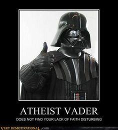Atheist Vader
