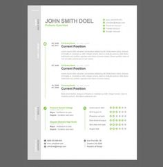 find this pin and more on resume career termplate free modern simple cv resume template