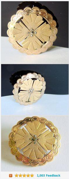 Antique Victorian Engraved Gold Gilt Marcasite Brooch / Gold Ornamentation / Vintage Jewelry / Jewellery https://www.etsy.com/JoysShop/listing/542051006/antique-victorian-engraved-gold-gilt?ref=listing-shop-header-1