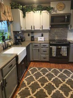 Nice >> A Little Kitchen Rework
