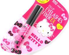 Hello Kitty D.U.P Eyelashes Fixer EX