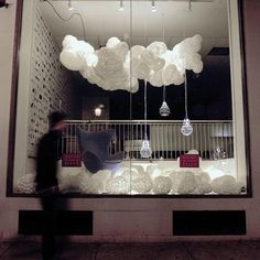 1000 images about cloud lamp lampe nuage on pinterest for Cloud kitchen beijing