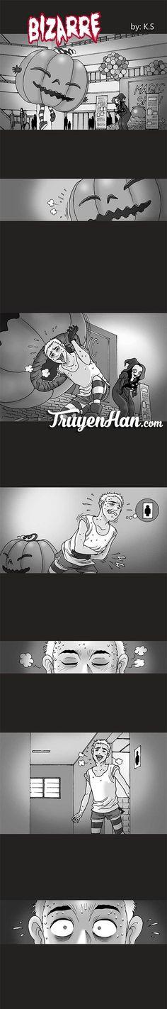 Silent Horror chap 146: Quả bí ngô quái đản