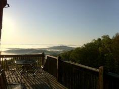 Mountain View Cabin - Blue Ridge GA - Blue Sky Cabin Rentals GA -  Forever View