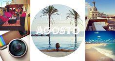 El verano de los instagramers en Vincci Hoteles.