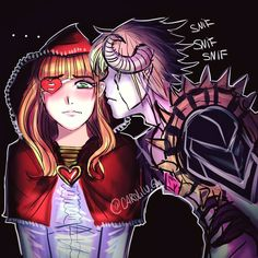 -Ruby x dyrroth❤️ . ruby fell into the abyss by accident and. Nosé porqué los junté pero me encantan uwu 😂❤️ . Moba Legends, Cute Bunny Pictures, Mobile Legend Wallpaper, My Hero Academia Shouto, King Of Fighters, Anime Animals, Kawaii Drawings, Fantasy Landscape, Into The Abyss