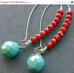 beaded wires