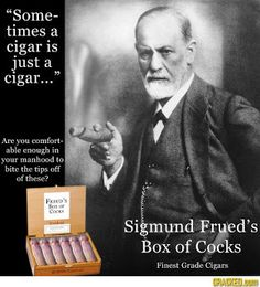 Image result for freud smoking cigar images